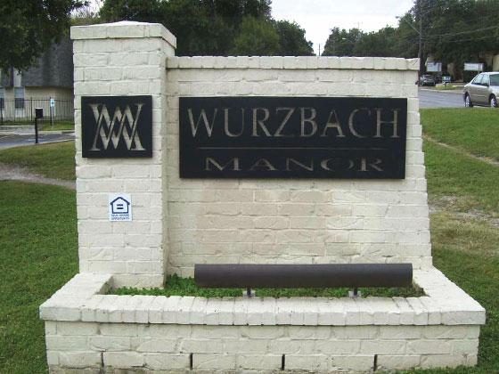 Wurzbach Manor